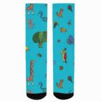 Animal World Women's Socks