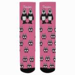 panda women's socks
