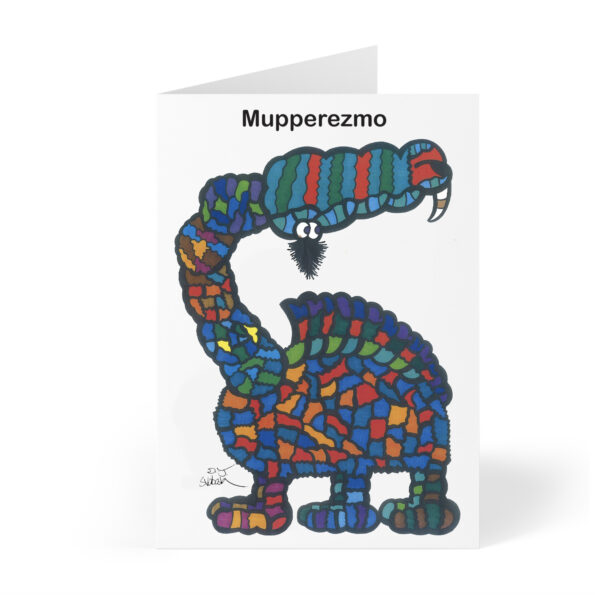 mupperezmo card front photo